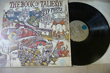 "DEEP PURPLE""THE BOOK OF TALIESYN-disco 33 giri TETRAGRAM Usa 1969"" 1' STAMPA"