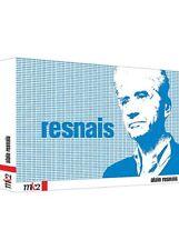 Alain Resnais - Coffret 6 DVD 6 films -