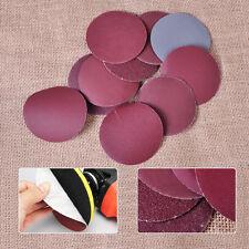 100pcs 75mm 3inch Polishing Grit Sander Abrasive Mix Sanding Disc Pad Sandpaper