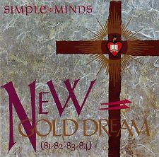 SIMPLE MINDS : NEW GOLD DREAM (81-82-83-84) / CD - TOP-ZUSTAND