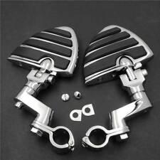 """For Suzuki Boulevard M90 S50 C90 M50Z M1500 1"""" Kuryakyn Rider Wing Footpeg Clamp"""