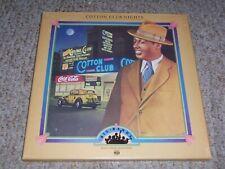 "Duke Ellington ""COTTON CLUB NIGHTS""  Half Speed Master 2LP BOX SET  NMT"