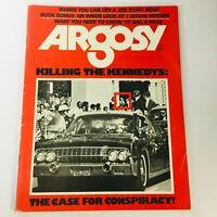 VTG Argosy Magazine July 1975 Killing The Kennedys, The Case for Conspiracy