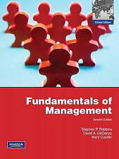Fundamentals of Management/ MyManagementLab Pack, Robbins, Stephen P. & De Cenzo