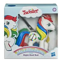HASBRO My Little Pony Retro Twister Mashup Right Hoof Red 4.5-Inch