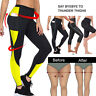 Femme Sport Yoga Legging Compression Élastique Pocket Pantalons de Sudation