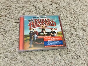 The Dukes of Hazzard Movie Soundtrack CD in Original Case with Insert
