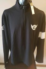 Polo Ralph Lauren Men's Half-Zip Pullover - XXL 2XL - Black