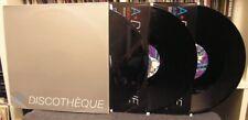 """U2 """"Discotheque"""" 3x 12"""" VG+ Bono The Edge Brian Eno  LP"""