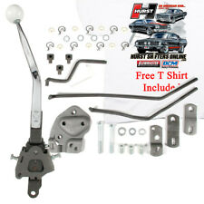 HURST 1969-1972 Chevy Chevelle SS Malibu 4 Speed shifter kit Muncie M20 M21 M22