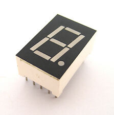 "Common Cathode 7 Segment, .50"" x .75"", Red LED Display RHDP: Senior SEC5010"
