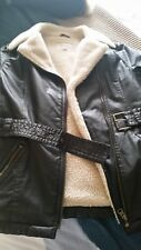 M & S ladies Barbour style coat/jacket.Size 16. 1st class condition.Belted