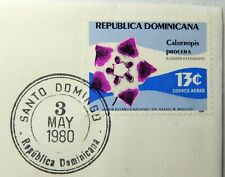 """1979 Dominican Republic 13 c Stamp Cancelled 3 May 80 """"Mint Condition""""  SB6215"""