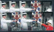 [125685] Gibraltar 2013 good stamps (5) very fine MNH