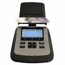 Tellermate Tix Money Coin Counting Scales Bank Note Cash Counter Machine TiX2000