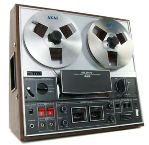 SONY TC-366 REEL TO REEL TAPE DECK W NOISE REDUCTION SERVICED * NICE!