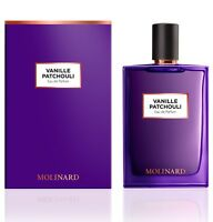 Vanille Patchouli by Molinard EDP Eau de Parfum Spray 2.5 fl. oz. (75 ml) ~ NEW