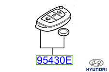 Genuine Hyundai i10 2017-18 Keyless Entry Transmission - 95430B9500