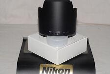 Genuine Nikon HB-38 Paraluce baionetta Fit 105 VR Micro Se-ED Obiettivo... UK Venditore