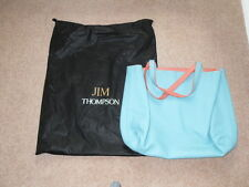 Gorgeous Reversible Leather Bag from Jim Thompson. Brand New