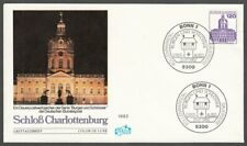 *1p SALE* Germany - West, 1982 Castles 120pf Illustrated FDC. FIDACOS Cachet