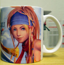 Final Fantasy 10 2 - Rikku - Coffee Mug - Art  -  X-2 X2