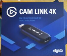 Elgato Cam Link 4K HDMI Capture Device Live Streaming ? FREE SHIPPING ?
