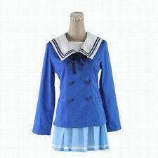 Kyokai No Kanata Kuriyama Mirai Boundary Cosplay Costume Uniform Dress Cardigan