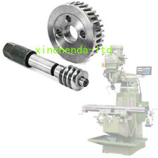 Bridgeport Milling Machine Part J Head Gear Tilt Turbine Adjustable Worm