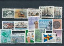 [308982] Aland good lot of stamps very fine MNH