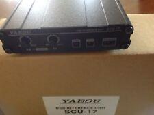 Yaesu SCU-17 - USB Interface Unit For Cat Communication Through USB terminals