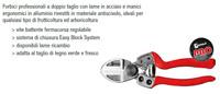 FUMASI 230877 FORBICE PROFESSIONALE PER FRUTTICOLTURA ED ERBORICOLTURA