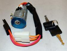 NEW PEUGEOT 306 93-97 IGNITION SWITCH BARREL STEERING LOCK WITH KEYS 4PIN NEW