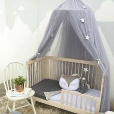 Baby Canopy Tent Mosquito Net Bed Curtain Crib Cot Girl Princess Play Tent Kids