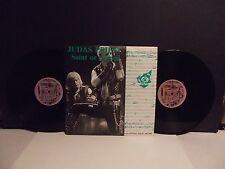 Judas Priest - Saint or Sinner - Rare Live 2 LP Record San Antonio Texas 1982-3