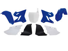 YAMAHA YZ 125 250 02-14 PLASTIKSATZ PLASTIK KUNSTOFFTEILE AIRBOX BLAU RESTYLE