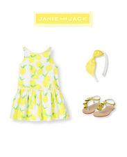 "Janie and Jack girls ""Capri Island"" Collection 3 Piece-Set New Size 6"