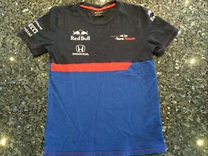 Toro Rosso T Shirt Size 152 (Age 9-11 Approx)