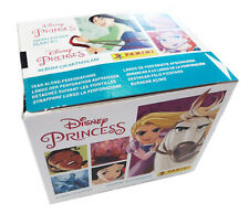Panini Disney Princess Sticker & Cards 1 x Display 36 Stickertüten Prinzessin