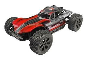 Redcat Blackout XBE PRO 1/10 Scale Brushless Electric RC Offroad Buggy Red