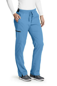"Grey's Anatomy Women's GRSP500 ""Kim Pant-NEW-FREE SHIPPING"" Elastic Waistband"