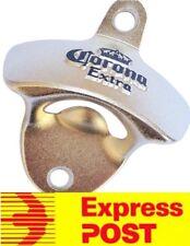 1pcs Corona Extra Wall Mounted Bottle Opener Beer Bar Merchandise Man Cave Decor
