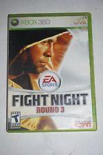 Fight Night Round 3 (Microsoft Xbox 360) Complete