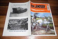 LANDSER 2883 -- LEIBSTANDARTE VOR / LSSAH-Artilleristen Barbarossa/auth. Unterl.
