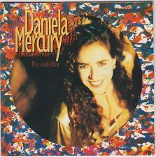 Música De Rua - Daniela Mercury ( Rare Brasilien Import )