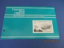GUERNSEY 1983 PRESENTATION PACK, GOLDEN ERA OF GUERNSEY SHIPPING, SEE SCAN