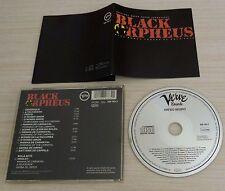CD ALBUM BLACK ORPHEUS ORIGINAL ORFEO NEGRO SOUNDTRACK 14 TITRES 1989
