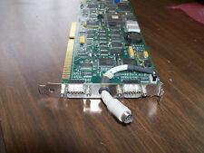 IBM PC/SERVER Management adapter with LED (FRU:01K7295) 16bit ISA card  1997