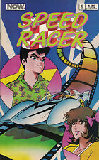 Speed Racer Comic Book  #6 NOW 1987, NEW UNREAD