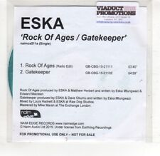 (HR900) Eska, Rock Of Ages / Gatekeeper - 2015 DJ CD